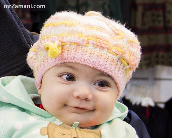 لحظهها (۳) : لبخند روز