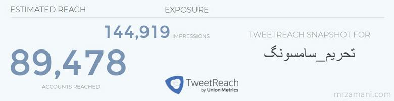 هشتگ تحریم سامسونگ در توییتر و بازاریابی ویروسی ال جی برای المپیک زمستانی