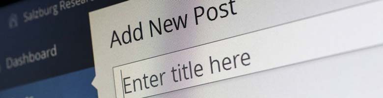 وبلاگهایی که بهروز نمیکنیم