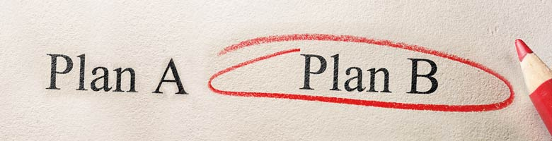 Contingency Plan مذاکره با پلن احتمالی پلن آ پلن ب - مذاکره سرمایهگذاری