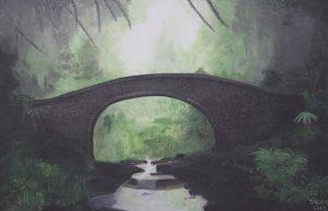 پل جنگلی