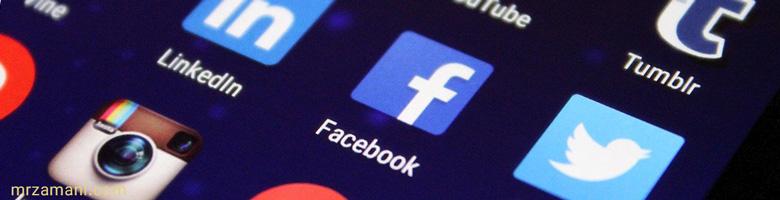 تعداد کاربر شبکه های اجتماعی در ایران